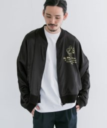 URBAN RESEARCH/WILLY CHAVARRIA SATIN TRACK JACKET/503165688