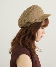 ROPE PICNIC PASSAGE/【ウォッシャブル】ブレードキャスケット/503165827