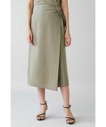 BOSCH/◆ストレッチキュプラニットセットアップスカート/503036411