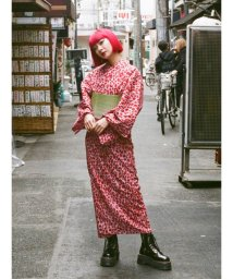 jouetie/【オリジナル】レオパードロゴ浴衣/503089347