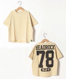 HEAD ROCK/オーバーサイズTシャツ/503120939