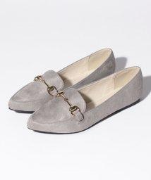 Shoes in Closet/シンプルビットフラットパンプス/503139149
