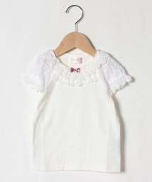ShirleyTemple/レースパフ袖Tシャツ/503149990