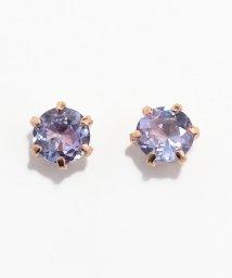Gems by K/18金PGタンザナイトスタッドピアス0.5/503150159
