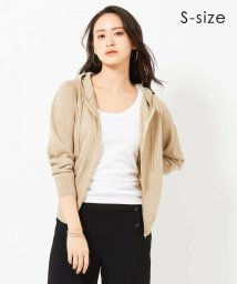 BEIGE,/【S-size】AGGIE / ラメパーカー/503166223
