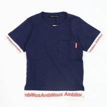 NEXT WALL/「120-04」キッズ Tシャツ 子供服 半袖 男の子 ボーイズ ティーシャツ プリント ロゴ 切替え ジュニア 韓/503167374