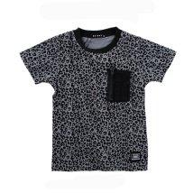 NEXT WALL/「120-07」キッズ Tシャツ 子供服 半袖 男の子 ボーイズ ティーシャツ プリント 総柄 アニマル柄 ジュニア/503167377