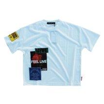 NEXT WALL/「120-13」キッズ Tシャツ 子供服 半袖 五分袖 5分袖 男の子 ボーイズ ビッグ BIG ティーシャツ プリント/503167383