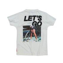 NEXT WALL/「120-14」キッズ Tシャツ 子供服 半袖 男の子 ボーイズ ティーシャツ バックプリント プリント グラフィ/503167384