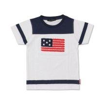 NEXT WALL/「320-01」キッズ Tシャツ 子供服 半袖 男の子 ボーイズ ティーシャツ プリント サガ/503167420