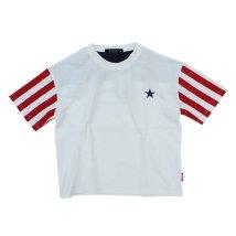 NEXT WALL/「320-10」キッズ Tシャツ 子供服 半袖 ビッグ BIG 男の子 ボーイズ ティーシャツ プ/503167428