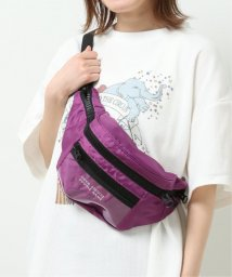 DOUBLE NAME/クリアポケットBODY BAG/503167462