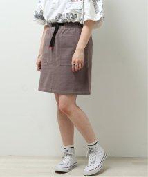 DOUBLE NAME/クライミング台形スカート/503167473