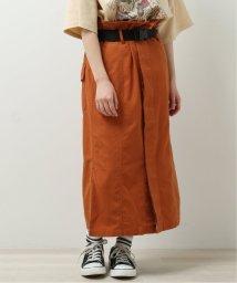 DOUBLE NAME/綿麻ナロースカート/503167482