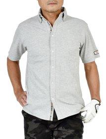 SantaReet/【COMON GOLF】CoolMax半袖オープンゴルフポロシャツ(CG-SP001NF)/503168042