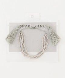 SHARE PARK /タッセルブレス/503169427