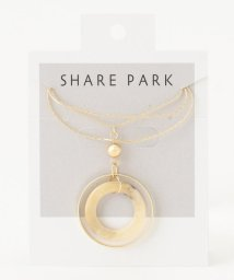 SHARE PARK /サークルモチーフネックレス/503169464
