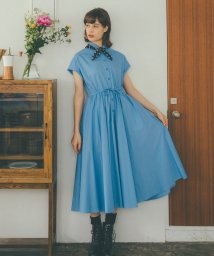 To b. by agnes b./WD98 ROBE シャツワンピース/503158598