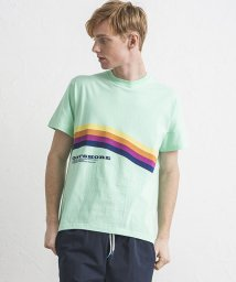 DR DENIM/RAINBOW SURF TEE/503167251