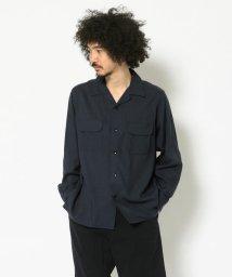 BEAVER/PENDLETON/ペンドルトン Open collar Shirts オープンカラーシャツ/503169502