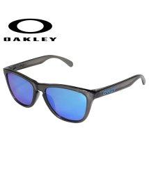 Oakley/オークリー Oakley サングラス フロッグスキン アジアンフィット メンズ レディース Frogskins ASIA FIT グレー OO9245-7454/503017331