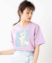 WEGO/icecreamフォトTシャツ/503093830