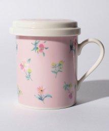 Afternoon Tea LIVING/フラワー柄茶漉し付きマグカップ/503113225
