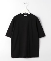 green label relaxing/SC ヘビーウェイト ネップ クルーネック 半袖 Tシャツ カットソー/503145385