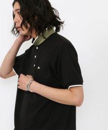 coen/鹿の子レギュラーポロシャツ/503155115