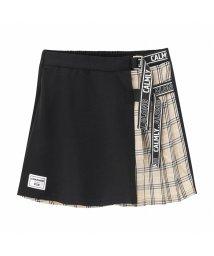 MAC HOUSE(kid's)/NAVY ネイビー ガールズ デザインスカート J67393DM/503170692