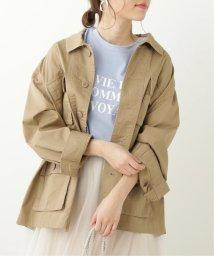 framesRayCassin/ミリタリーシャツジャケット/503170847