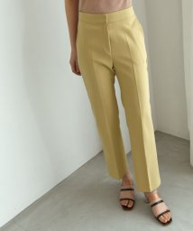 marjour/COLOR TUCK PANTS/503170878