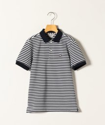 SHIPS any WOMENS/SHIPS any×Munsingwear: ボーダーポロシャツ<KIDS>/503171320