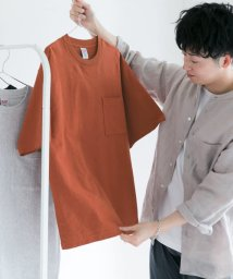 URBAN RESEARCH DOORS/ヘビーオンスコットンTシャツ/503171386