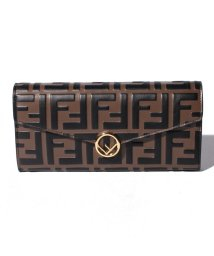 FENDI/【FENDI】F Is Fendi Continental Wallet/503124989