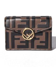FENDI/【FENDI】F Is Fendi Micro Trifold Wallet/503124991