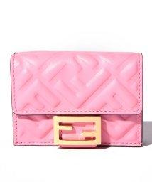 FENDI/【FENDI】Micro Trifold Wallet/503124993
