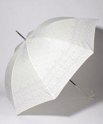Afternoon Tea LIVING/スカラップレース柄晴雨兼用長傘 雨傘/503140558