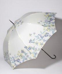 Afternoon Tea LIVING/ヘムフラワー晴雨兼用長傘 雨傘/503140560