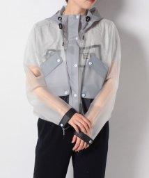 HUNTER/【レディース】ヴァイナルクロップドスモック/503141796