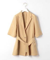 EMMEL REFINES/〔ハンドウォッシャブル〕SMF HW ツイルシャツ ジャケット/503145401