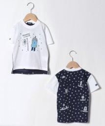kladskap/【みいつけた! コラボ】 コッシーアップリケTシャツ/503155349