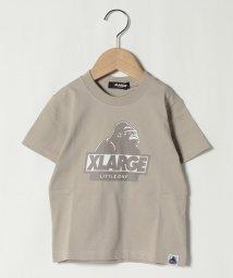 XLARGE KIDS/OGゴリラビッグプリントTシャツ/503155373