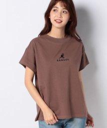 JNSJNL/【KANGOL】モックネックTシャツ/503159377