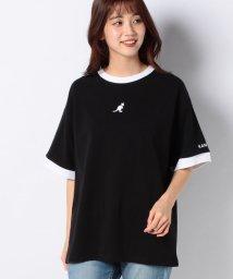 JNSJNL/【KANGOL】リンガーTシャツ/503159379