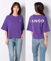 JNSJNL/【KANGOL】バックデザインTシャツ/503159380