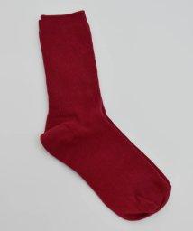 ARGO TOKYO/靴下ソックスレディースソックス選べるカラー〈グレー・イエロー・ブルー・グリーン・ブラウン・ピンク・ホワイト・ブラック・パープル・ベージュ・レッド〉カラーソックス/503170986