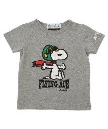 AVIREX/【KID'S】×ピーナッツ スヌーピー フライングエース Tシャツ/ AVIREX×PEANUTS FLYING ACE/キッズ/503171995