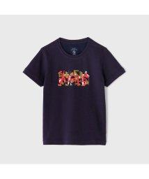 AIGLE KIDS/吸水速乾 UVカット テディ Tシャツ/503172095