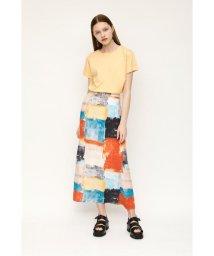 SLY/【mini8月号掲載】BLEEDING TILE スカート/503172272
